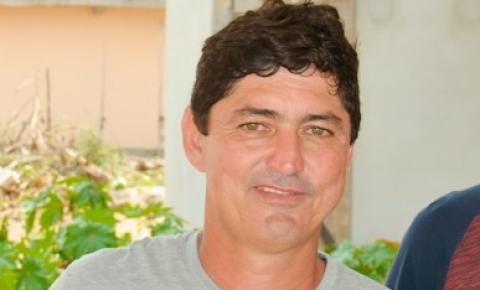 Carlos de Dinho é o novo secretário de Agricultura de Marataízes