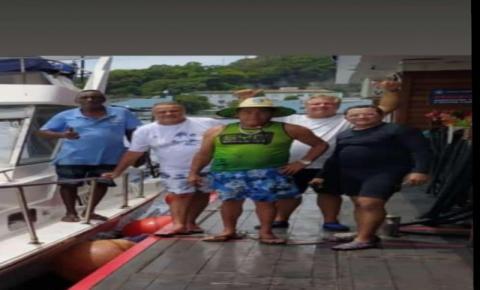 Marinha procura barco desaparecido no litoral do ES com cinco pessoas