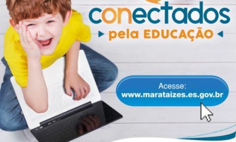 Marataízes reinicia aulas, ainda em sistema remoto