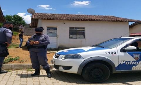 Cadáver de diarista encontrado em putrefação no bairro Lago Azul em Piúma