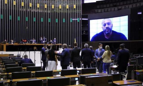 Câmara mantém prisão de Daniel Silveira