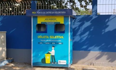Prefeitura de Marataízes fará conscientização sobre coleta seletiva de lixo