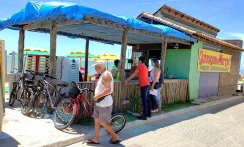 Itapemirim regulamenta uso da faixa de areia nas praias durante a temporada