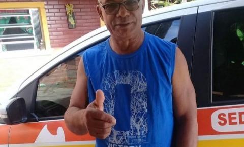 Taxista de Marataízes desaparecido é encontrado morto em Itapemirim