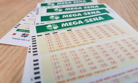 Mega-Sena acumula e próximo sorteio deve pagar R$ 40 milhões