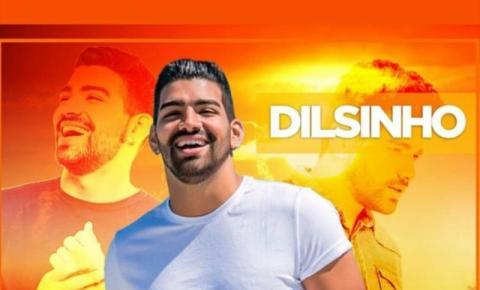 Dilsinho se apresenta hoje(09) em Itaipava na programação de Verão de Itapemirim