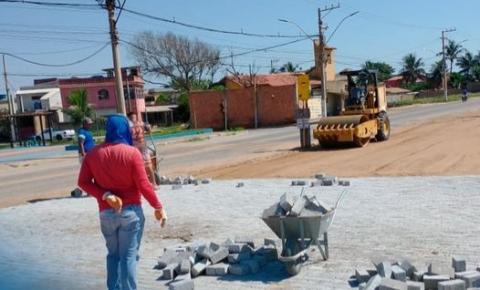 Obra viária irá alavancar o turismo no Pontal em Marataízes