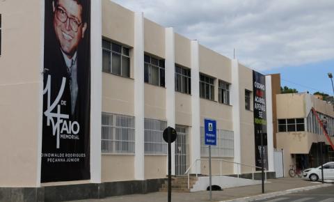 Itapemirim presta homenagem à memória do ex-prefeito Dinowalde Rodrigues Peçanha Júnior