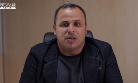 Secretário de Saúde de Marataízes faz esclarecimento e alerta a população contra a covid-19