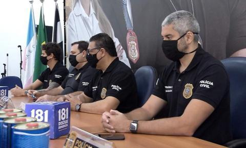 Estudante de Odontologia da Ufes é preso por aplicar golpes na internet acessando senhas bancárias