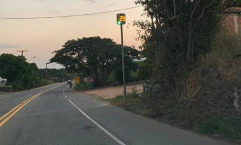 Rodovia Cachoeiro x Marataízes conta com mais um radar