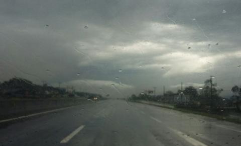 Quinta-feira de tempo nublado e possibilidade de chuva em todo o Espírito Santo