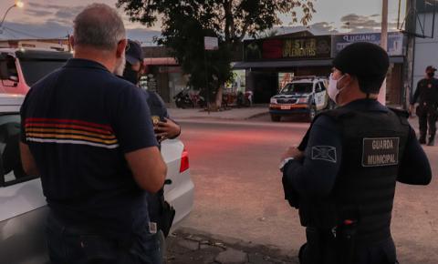 Guarda Municipal de Marataízes realiza ações de fiscalização no trânsito