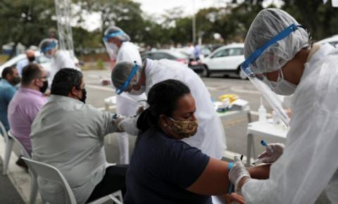 Covid-19: país tem 18,4 milhões de casos acumulados e 513,4 mil mortes