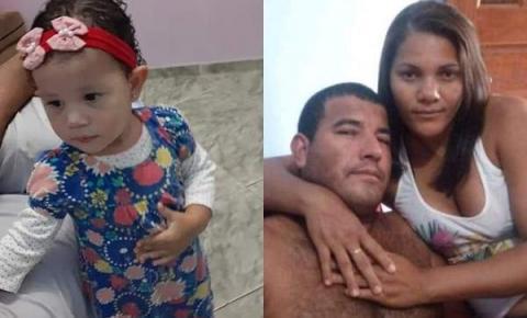 Criança morre em acidente com os pais no Norte do ES; família é velada em igreja da cidade