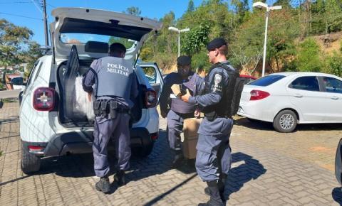 Policiais da Força Tática fecham laboratório clandestino de produção de anabolizantes em Piúma