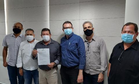 Prefeitura libera Alvará de Construção para obra do Perim em Marataízes