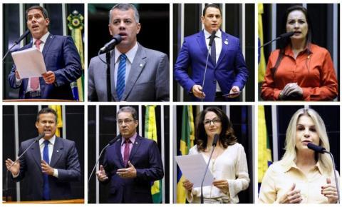 Veja como votou os deputados capixabas sobre o voto impresso