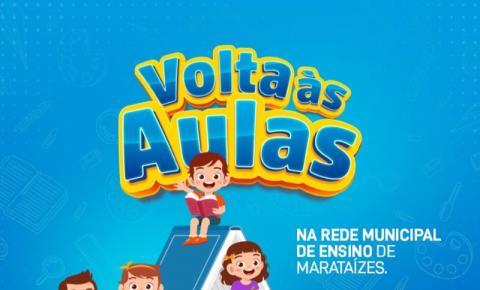 Rede municipal de ensino de Marataízes se prepara para a volta às aulas