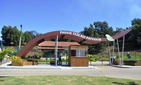 Parque urbano RDS Papagaio será aberto para visitação a partir deste sábado, 28