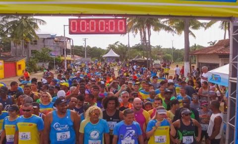 419 atletas correram na corrida Paletitas em Piúma