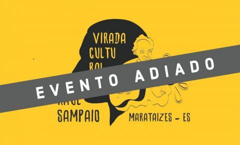 2ª Virada Cultural Raul Sampaio é adiada em Marataízes