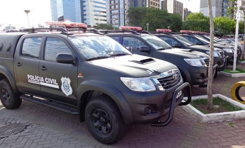Polícia Civil reforça segurança de municípios durante o verão