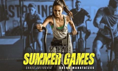 Marata Summer Games: Crossfit é o evento do fim de semana nas praias de Marataízes