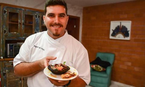 Chef de Anchieta disputa prêmio nacional de gastronomia