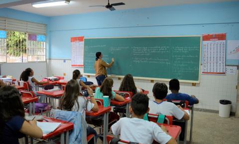 Estudantes da Rede Municipal de Ensino de Kennedy retornam às aulas na nesta segunda(10)