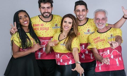 Piúma pré-carnaval começa sexta com a Bartucada Diamantina