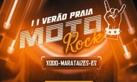II Verão Praia Moto Rock acontece neste fim de semana em Marataízes