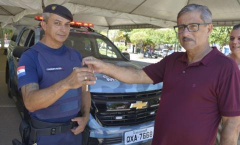 Prefeitura de Presidente Kennedy entrega novas viaturas para a Guarda Civil Municipal