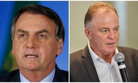Bolsonaro pede calma e diz que país vencerá novo coronavírus; Casagrande discorda do pronunciamento