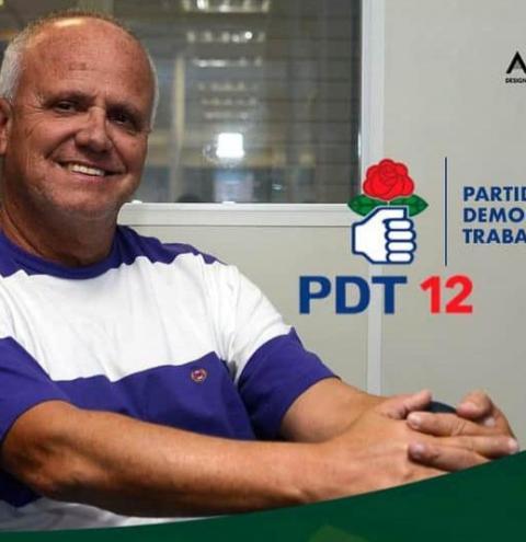 Armando Zanata é pré-candidato a prefeito de Alfredo Chaves