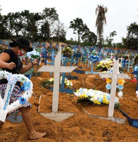 Covid-19 tem mais de 30 milhões vítimas em todo o mundo