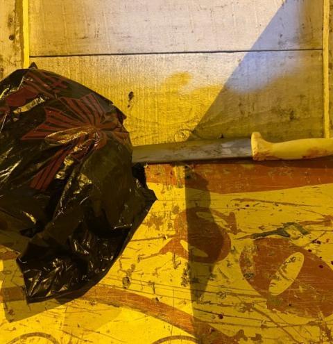 Guarda Municipal de Marataízes prende em flagrante homem que matou ex-esposa e filha de 11 anos de idade